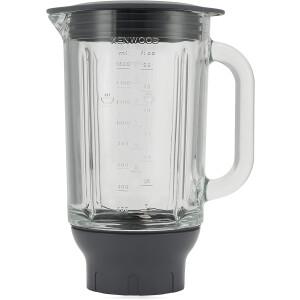 Kenwood KAH359GL Standmixer ThermoResist Glas-Mixaufsatz...