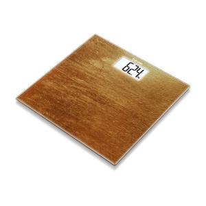 Beurer GS203 Rust, Glaswaage in Rostoptik, extra...